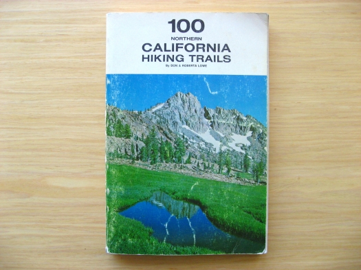 100 Hiking Trails - Cover