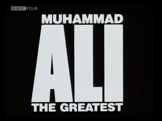 Muhammad Ali - William Klein - Title