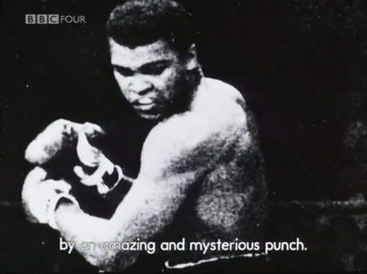 William Klein - Muhammad Ali - Mysterious punch