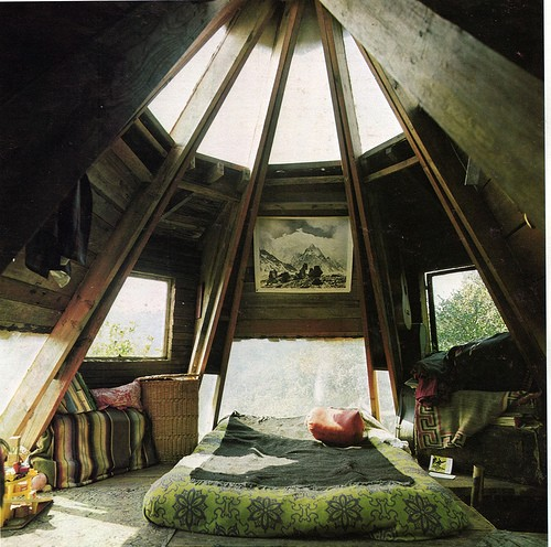 Handmade Houses - bed and dome