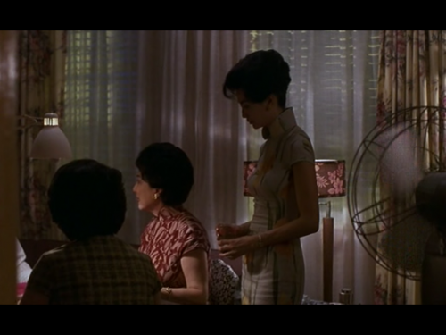 Wong Kar-Wai - In the Mood for Love - Mahjong