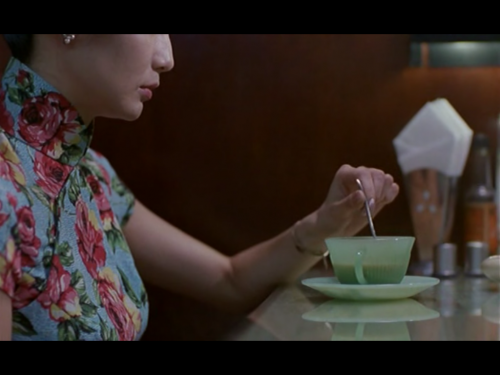 Wong Kar-Wai - In the Mood for Love - Cafe