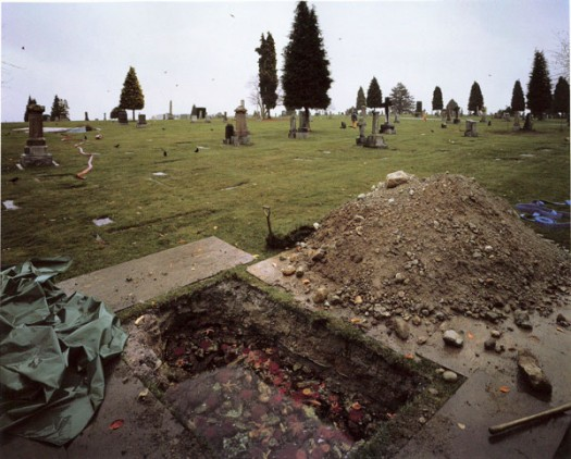 Jeff Wall - Flooded Grave