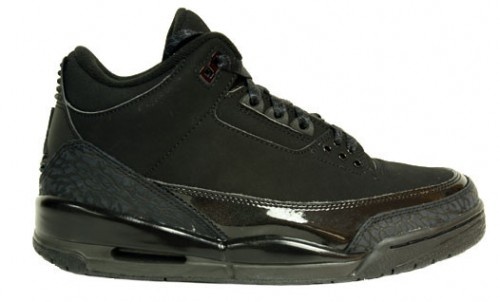 Nike Air Jordan 3 Black Cat