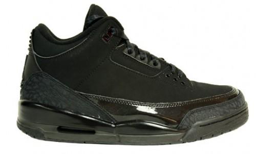 Nike Air Jordan 3 Black Cat