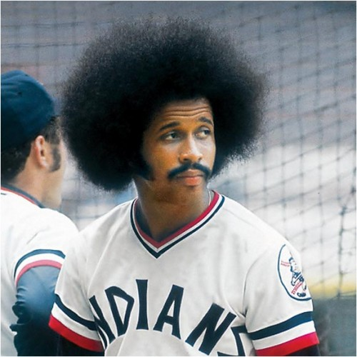 Oscar Gamble - Glorious afro