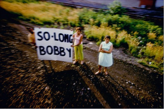Paul Fusco - So-long Bobby