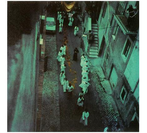 Andrei Tarkovsky - polaroid - Procession